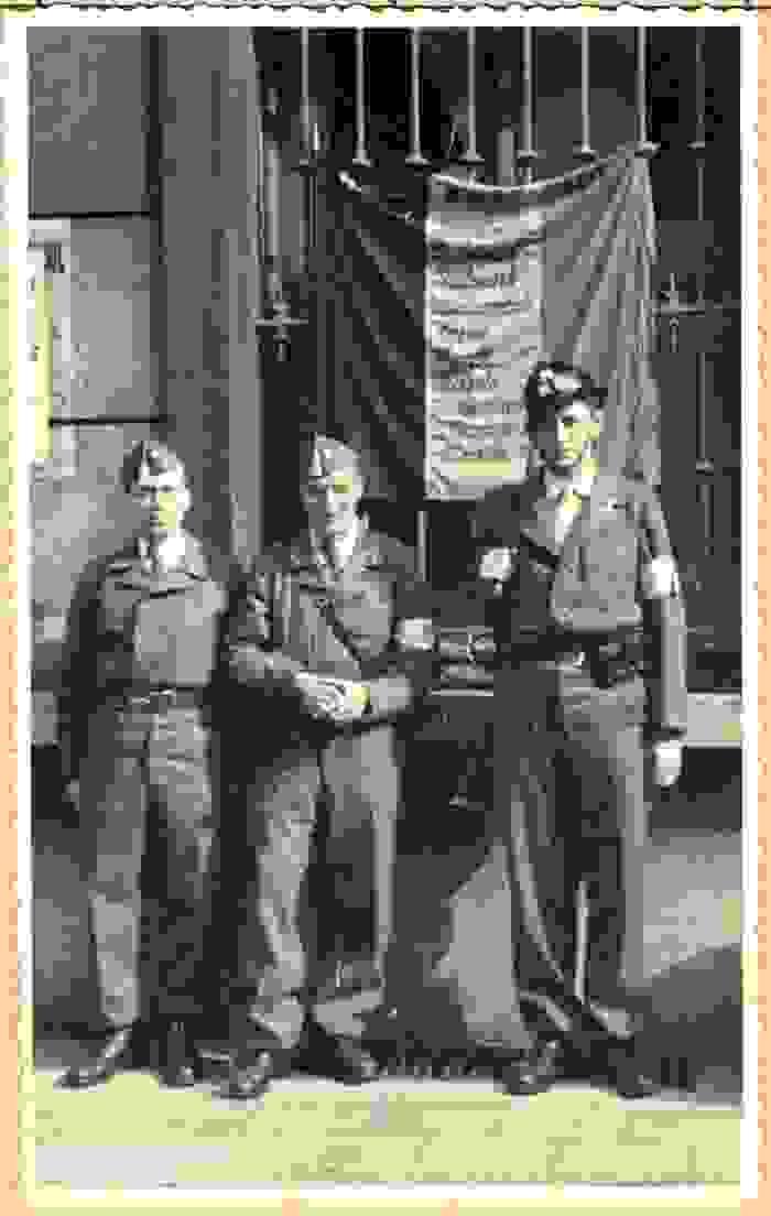 Drie NKB-leden