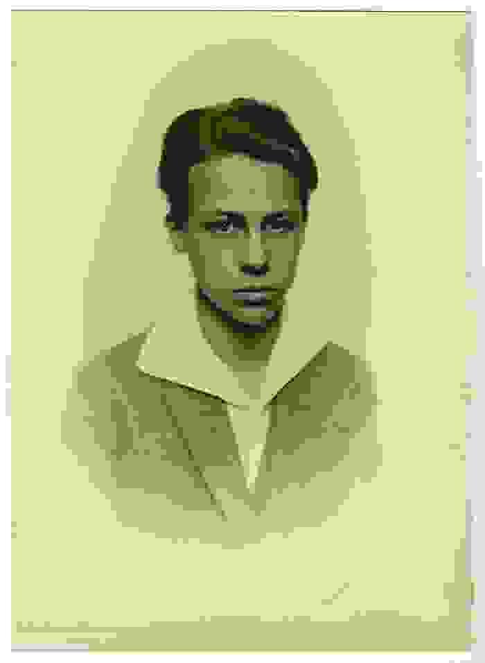 Portretfoto van een jonge kerel
