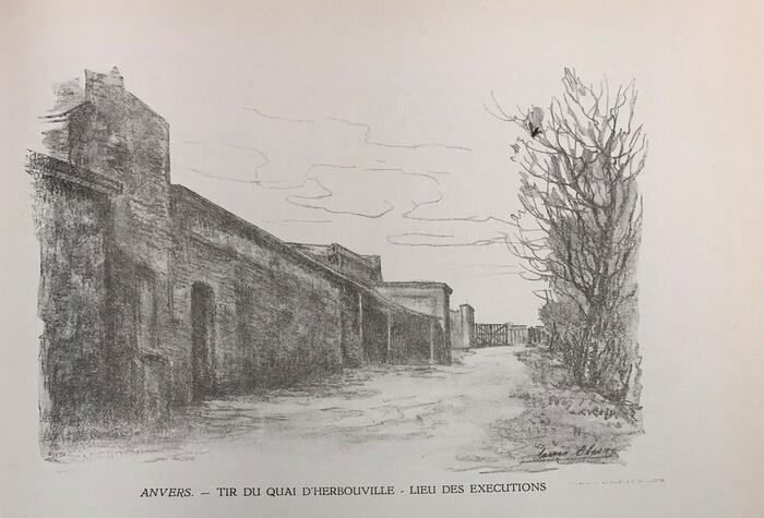 Schietbaan aan de D'Herbouvillekaai