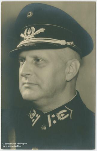 Portretfoto van Jozef De Potter