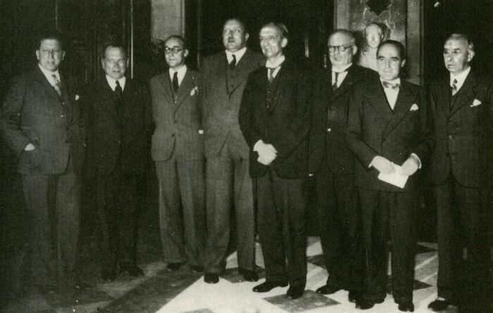 Het Antwerps schepencollege van 1939