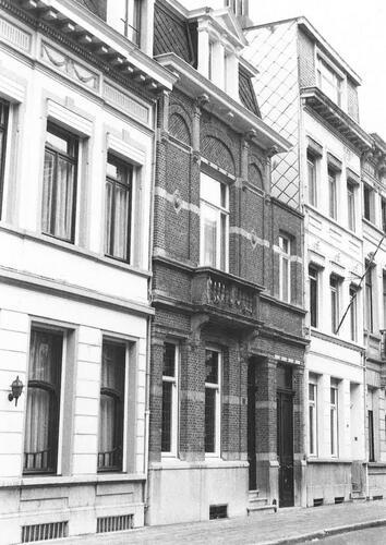 Huis in de Cuylitstraat 31, waar Marcel Louette van 1942 tot 1944 onderduikt.