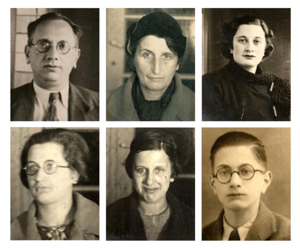 Het gezin Koster